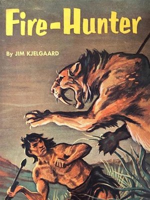 cover image of Fire-Hunter